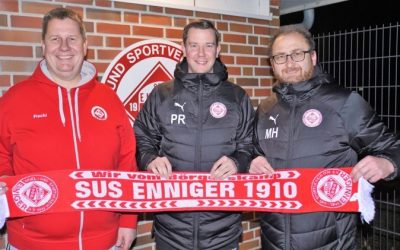 Trainerverpflichtung Saison 2019/2020