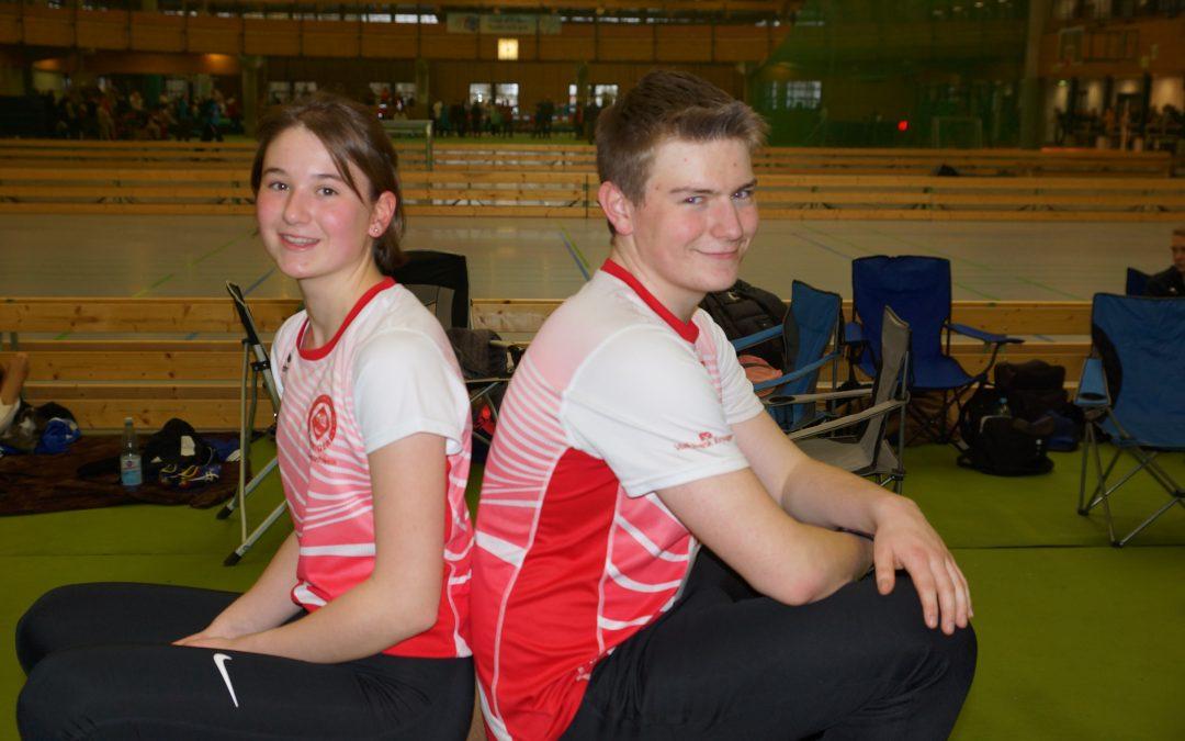 Westfälische U-16 Hallenmeisterschaften in Paderborn