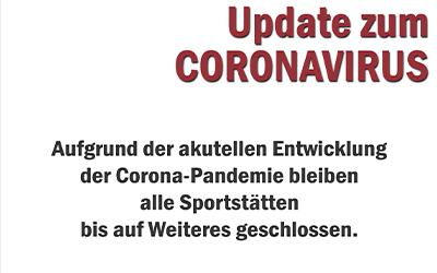 Update zum CORONAVIRUS